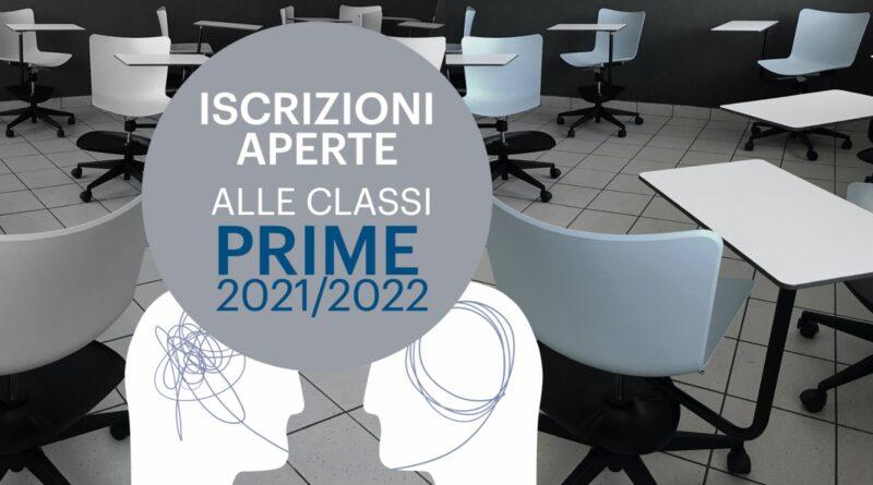 Iscrizioni 2021
