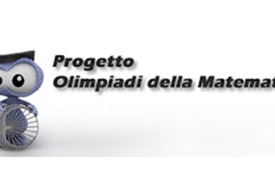 OLIMPIADI DELLA MATEMATICA   gara di Istituto