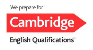 logo centro di preparazione Cambridge